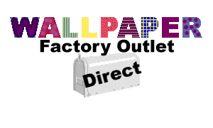 Wallpaper factory outlet direct we deliver wallpaper direct to you the interior designer or for Interior alternatives manufacturers outlet mall